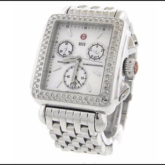 024e1f96cb8e Michelle Diamond Bezel Deco Watch. M_5b1fd080bb76155175f4deef. Other  Accessories ...